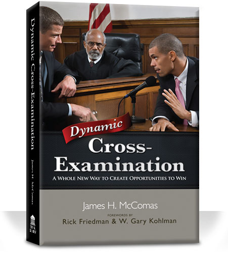 Dynamic Cross-Examination