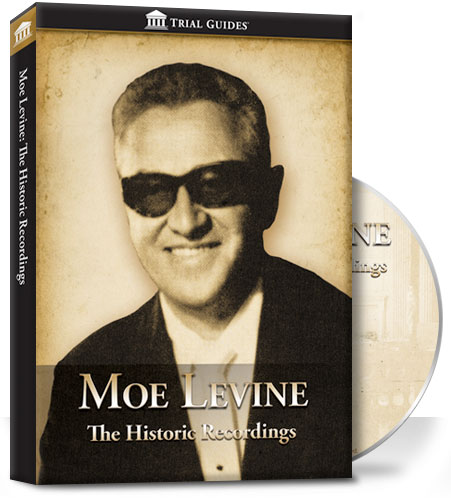 Moe Levine: The Historic Recordings