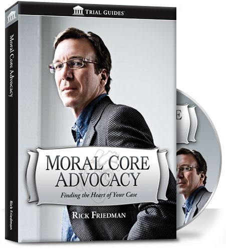 Moral Core Advocacy