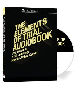 The Elements of Trial Audiobook