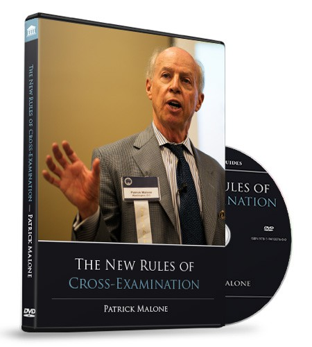 The New Rules of Cross-Examination