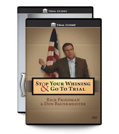 Friedman Package 4