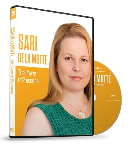 Sari De La Motte The Power of Presence